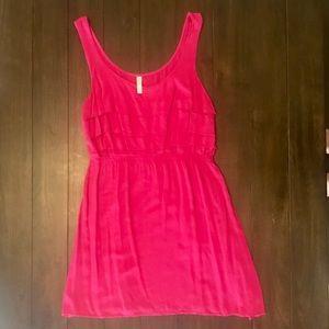 Vibrant Pink Dress